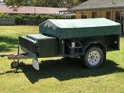 2009 Eyre Explore Off Road Camper Trailer Tintinara The Coorong Area Preview