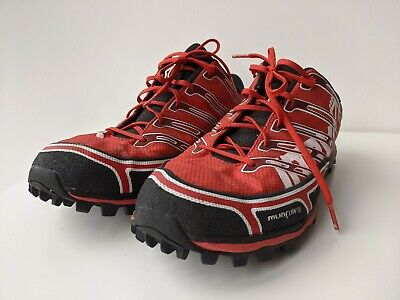 Inov8 Mudclaw 265 - Red Trail Running Shoes - Size UK 9 EU 43