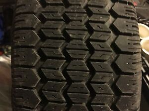 195/60R15  Winter Tires Tiger Paw Uniroyal Ice & Snow