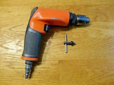 Dotco 6000 Rpm Air Pneumatic Drill 14 Chuck Aircraft Tooling Pistol Grip