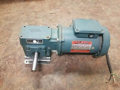 Dodge Tigear Speed Reducer Gearbox Model Ms94764lk Reliance S2000 11524012h