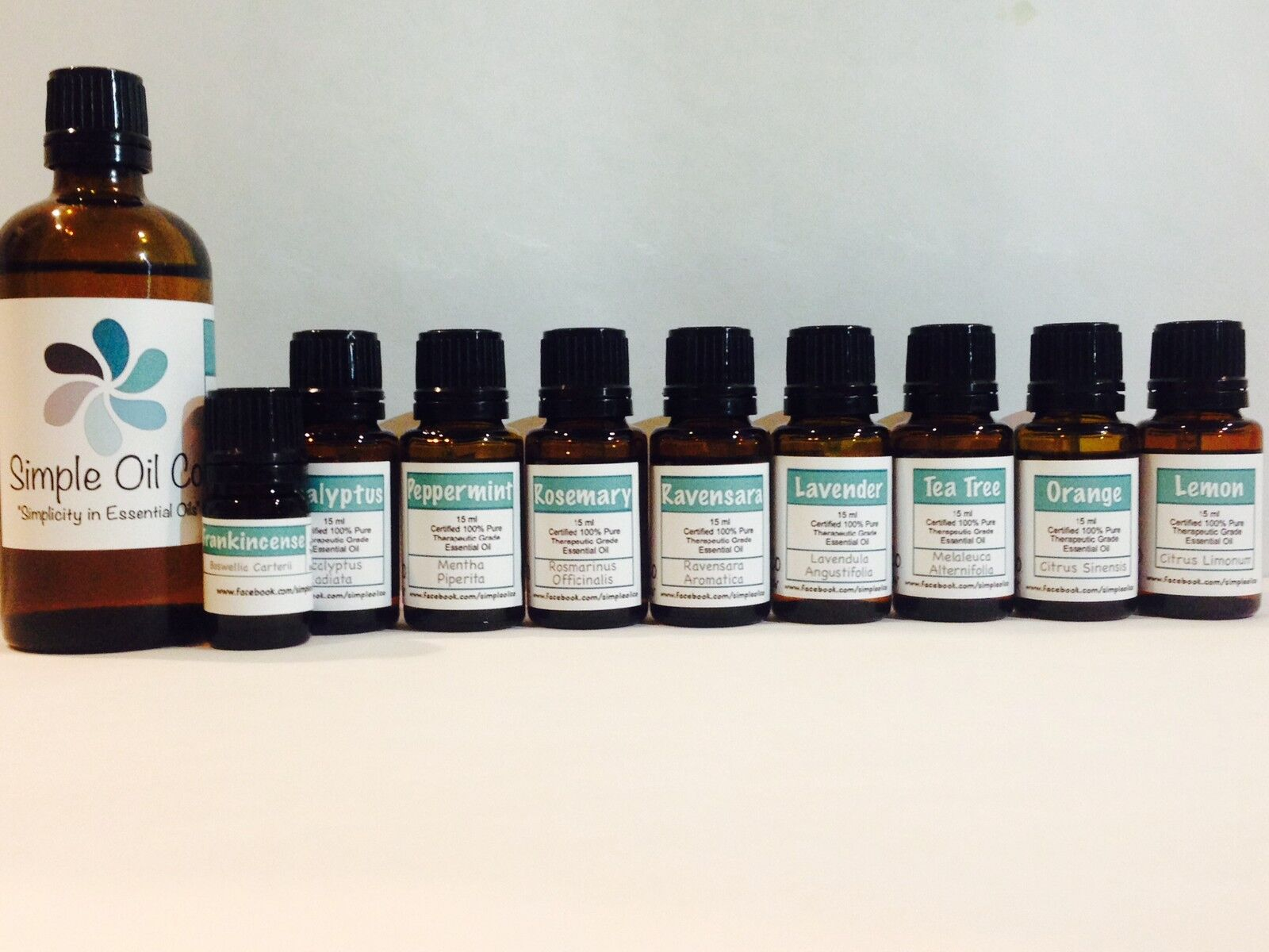 The Simple Oil Co