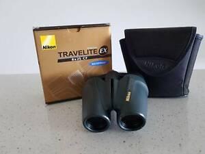 Nikon Travelite EX 8x25CF  Compact Binoculars