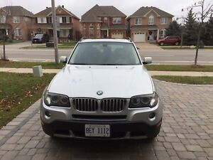 Dealer Maintained BMW X3 Si