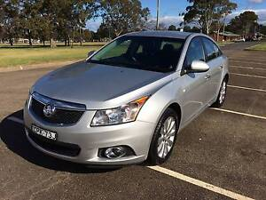2013 Holden Cruze Sedan MY14 CDX 2L Diesel St Clair Penrith Area Preview