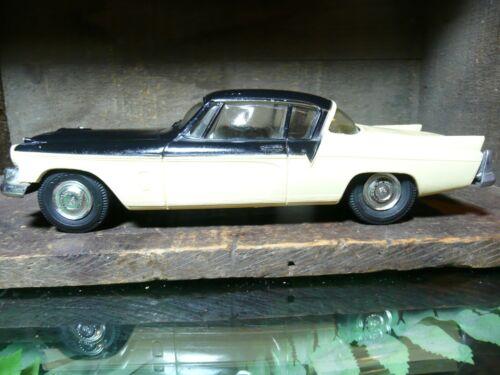 Vintage AMT 1956 Studebaker Golden Hawk Dealer promo