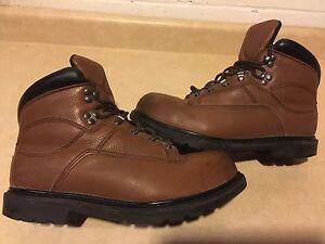 """Men's """"Work by Red Wing Shoes"""" Steel Toe Work Boots Size 12"""