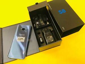 New Samsung S8 ( Au Stock/ Warranty)