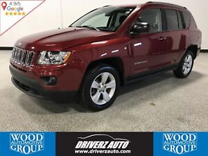 2011 Jeep Compass Sport/North CLEAN CARPROOF, 4X4, REMOTE START