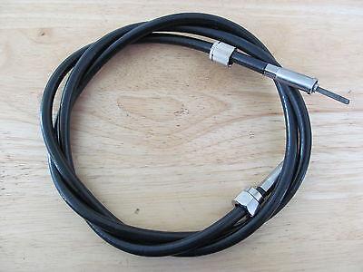 08 2024 BSA C15 SS80 B40 BANTAM D7 D10 D14 TRIUMPH T20 SPEEDO CABLE 4