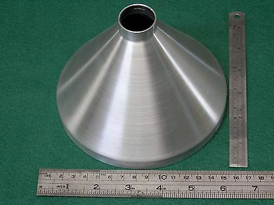 Reducers funnel 147mm entry to 30mm exit length 102mm 1.6# Ali