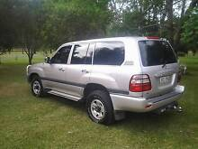2003 Toyota LandCruiser turbo diesel 100 series Maraylya The Hills District Preview
