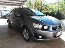 2013 Holden Barina CD TM MY14 Sedan Mannum Mid Murray Preview