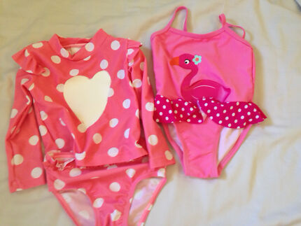 Girls swimmers size 1