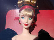 Avon Winter Splendor Barbie