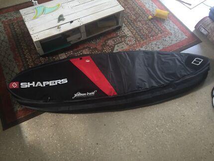 Board bag (holds 2 boards) 6'3