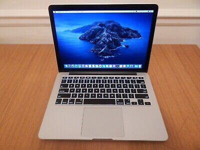 "Apple MacBook Pro Retina 13"" - core i7 - 3.0 GHz - 8GB RAM - 256 SSD 2014"