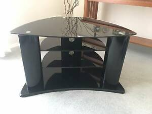 Tempered Glass TV Stand Frenchs Forest Warringah Area Preview