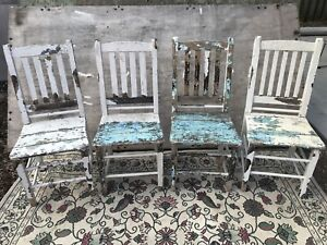Very old chairs !!