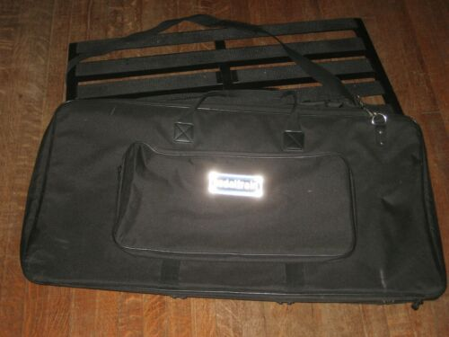 "Pedal Train with Soft Case - Large Effects Pedal Board - 16"" X 32"""