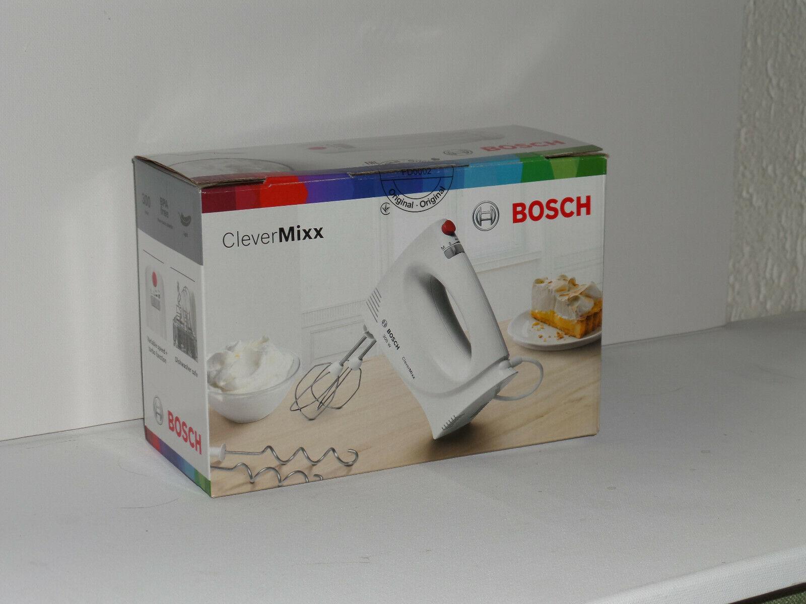 BOSCH Handmixer CleverMixx MFQ3010 Handrührer Rühren Kneten Mixer 300W