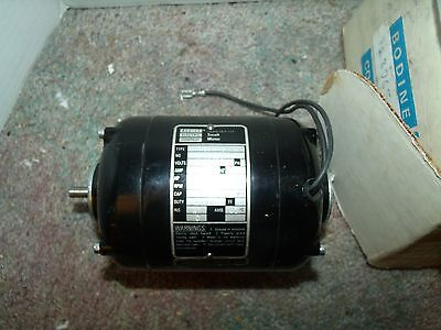 Bodine Motor 14 Shaft Electric Mo 230v