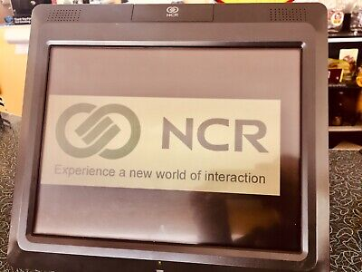 Ncr Realpos Touchscreen Pos Terminal Model 7600 Ordermatic Software Installed