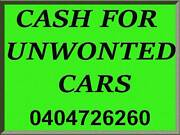 Cash For Unwanted Car Warilla Shellharbour Area Preview