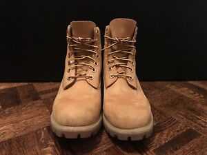 Timberland 6 inch boot size 10
