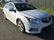 2014 Holden Cruze SRI JH II AUTO LOW KMS Hatchback LIGHT HAIL Adelaide CBD Adelaide City Preview