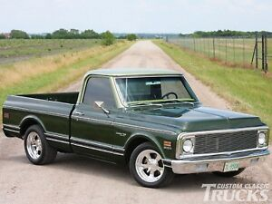 WANTED: 67-72 chev C10 project