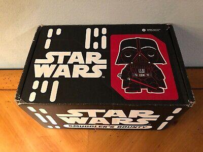 Funko Pop! Smuggler's Bounty Box Darth Vader Star Wars