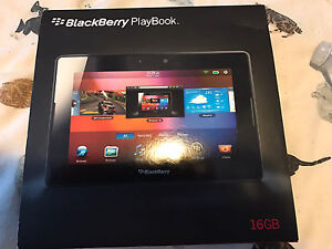 16GB Blackberry Playbook in excellent condition!