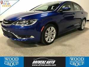 2015 Chrysler 200 Limited CLEAN CARFAX, LIMITED
