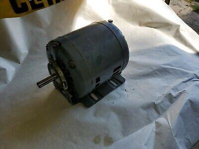 Marathon Electric 13 Hp Motor Single Phase 115 V 1725 Rpm 48 Frame