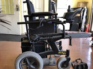Invacare Nutron R51 LXP Electric Wheelchair