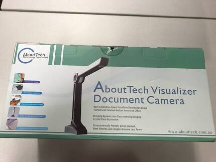 About Tech Visualiser Document Camera