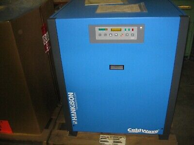 Hankison Hprp200-wc 200 Cfm Refrigerated Compressed Air Dryer 232 Psi 46060 3ph