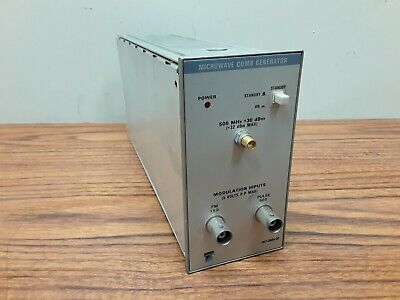 Tektronix Microwave Comb Generator 067-0885-00