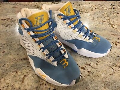 RARE AUTHENTIC Reebok RBK ANSWER XII 12 INVICTUS Allen Iverson Shoes US 11