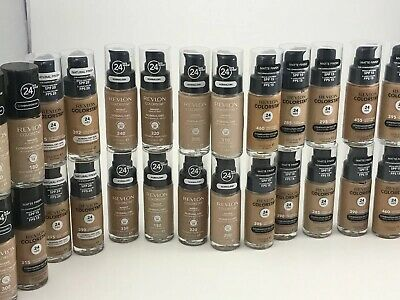 Skin Liquid Foundation - REVLON COLORSTAY 24HRS LIQUID FOUNDATION WITH SPF 20 OR SPF 15 OILY SKIN,DRYSKIN