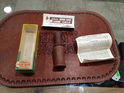 Lohman Hand Made Bird and Game Calls~Duck Call #103 New in Box NO RESERVE!!