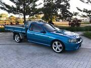 FORD FALCON XR6 MY07 GAS TRAY UTE 1 TONER EASY FAST FINANCE Hope Island Gold Coast North Preview