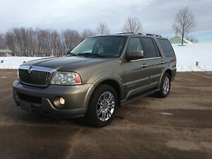 2003 Lincoln Navigator ultimate edition