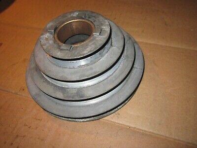 Atlas Craftsman 10 12 Metal Lathe Headstock Spindle 4 Step Pulley 10-79 2
