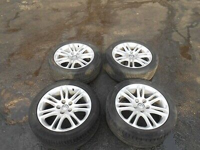 "VAUXHALL INSIGNIA/ASTRA J 18"" ALLOY WHEELS & TYRES 245/45/18"