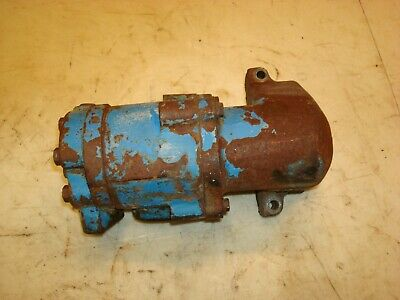 1966 Ford 4000 Tractor Hydraulic Pump