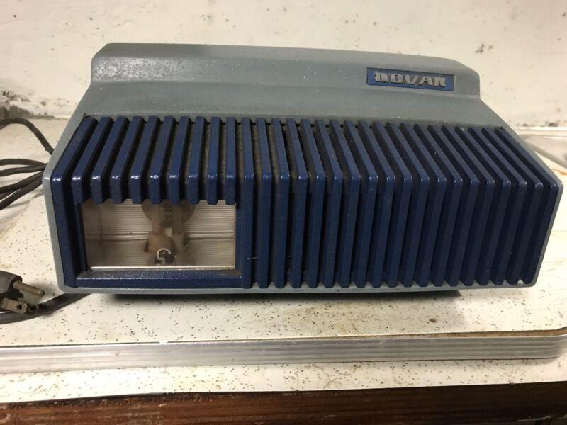 VINTAGE, Novar, Model 980, Commercial Security Alarm System