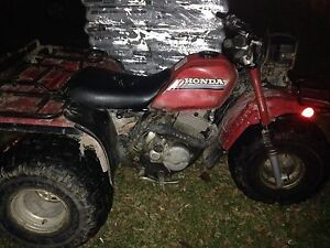 honda 250 big red 250