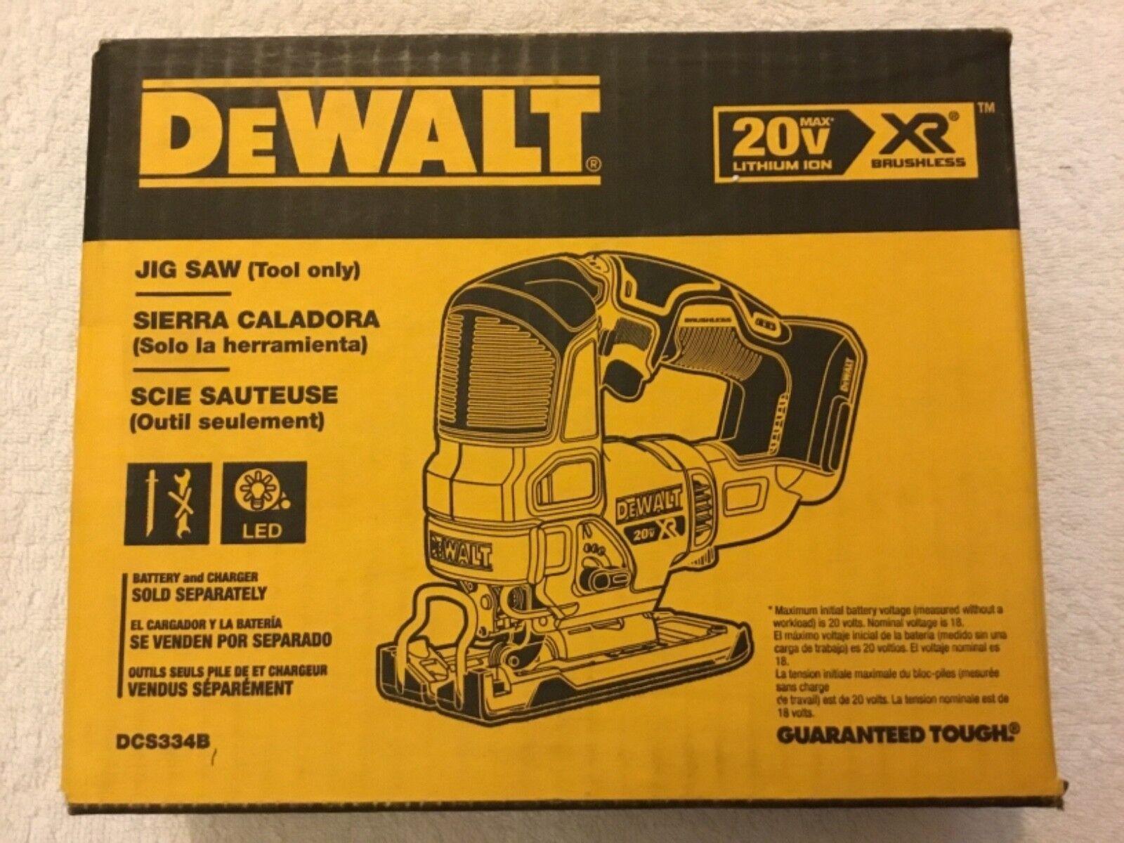 new dcs334b 20 volt 20v max xr